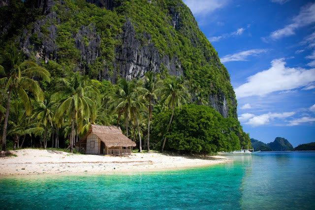 best beaches in the world, El Nido area, Palawan, Philippines