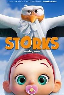 Cigueñas / Storks (2016) Online