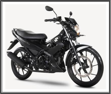 MOTORCYCLE INFO  Suzuki