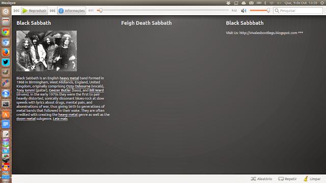 Musique - Black Sabbath Bio