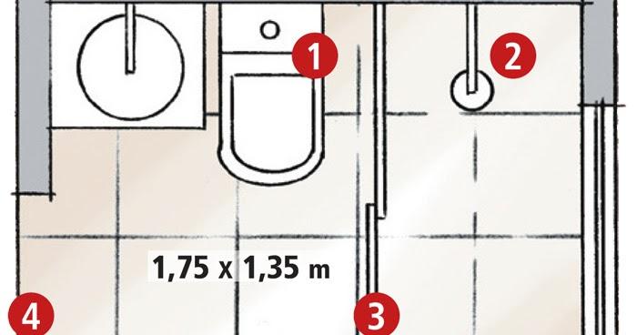 ARK  Arquitetura Projetando Banheiros Pequenos  ARK Blog dá a dica! -> Banheiro Pequeno Planta Baixa