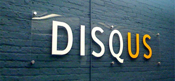 See more about Disqus