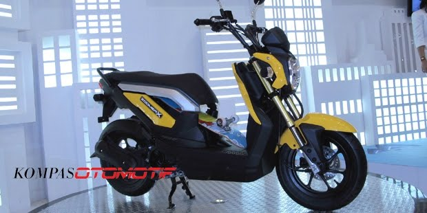 Spesifikasi & Harga Honda Zoomer X title=