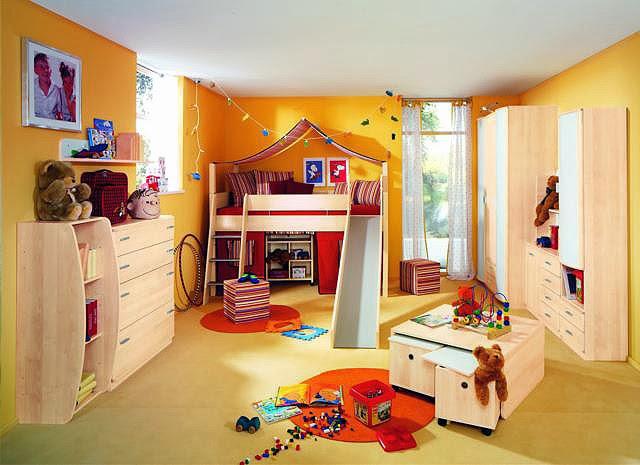 Ideas para decorar dormitorios de ni os dormitorios - Dormitorios de ninos ...