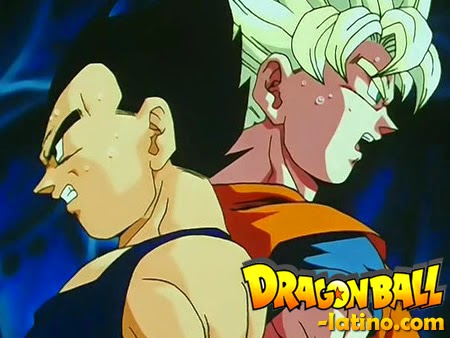 Dragon Ball Z capitulo 274