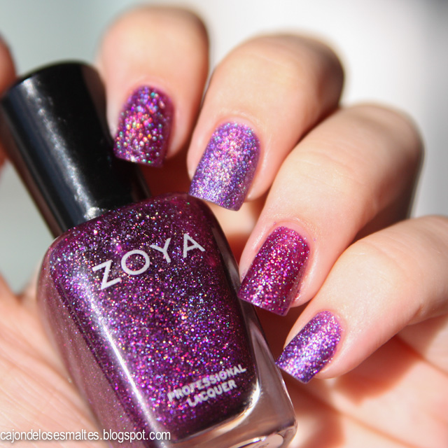 Zoya Aurora dupe Dance Legend Just another star