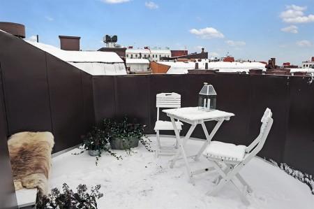 Idehadas interior design terrazas urbanas - Terrazas urbanas ...