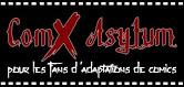 ComX Asylum SPIDER WOMAN