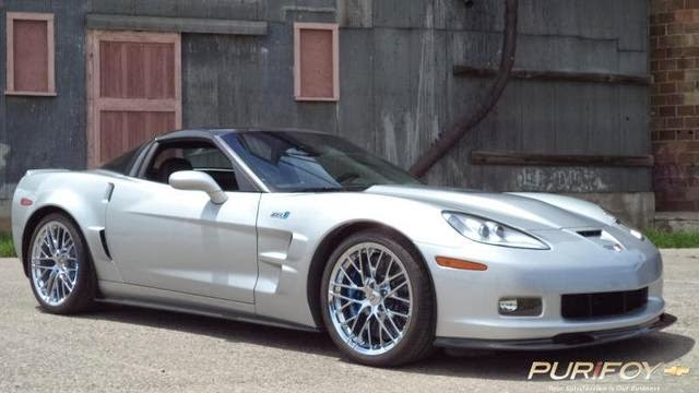 2010 Chevrolet Corvette ZR1 at Purifoy Chevrolet