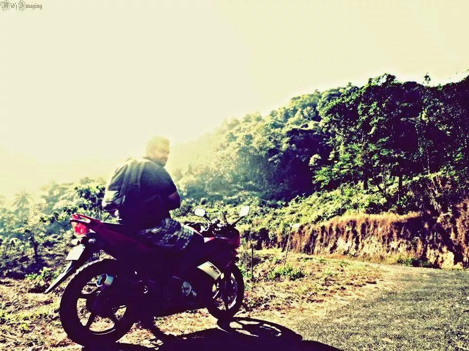Yamaha R15 trekking Kerela