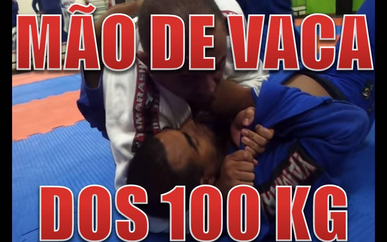 Jiu Jitsu Mão De Vaca Partindo Do 100 Kg Mma Jiu Jitsu Dicas
