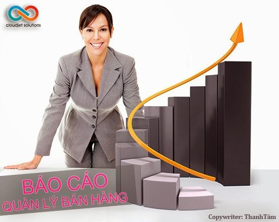 phần mềm báo cáo quản lý bán hàng chuyên nghiệp