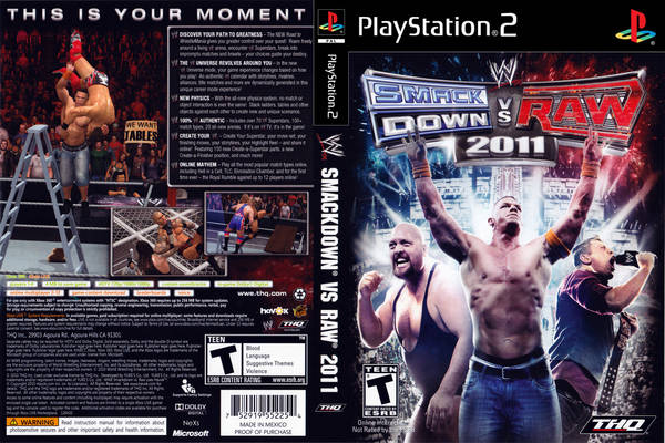 pc torrent autos post wwe smackdown vs raw 2011 full version pc game
