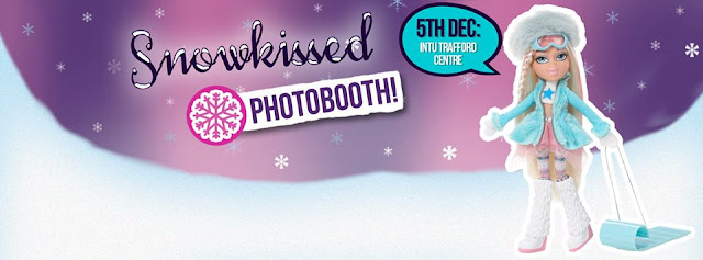 Bratz Snowkissed Photo Booth Trafford Centre