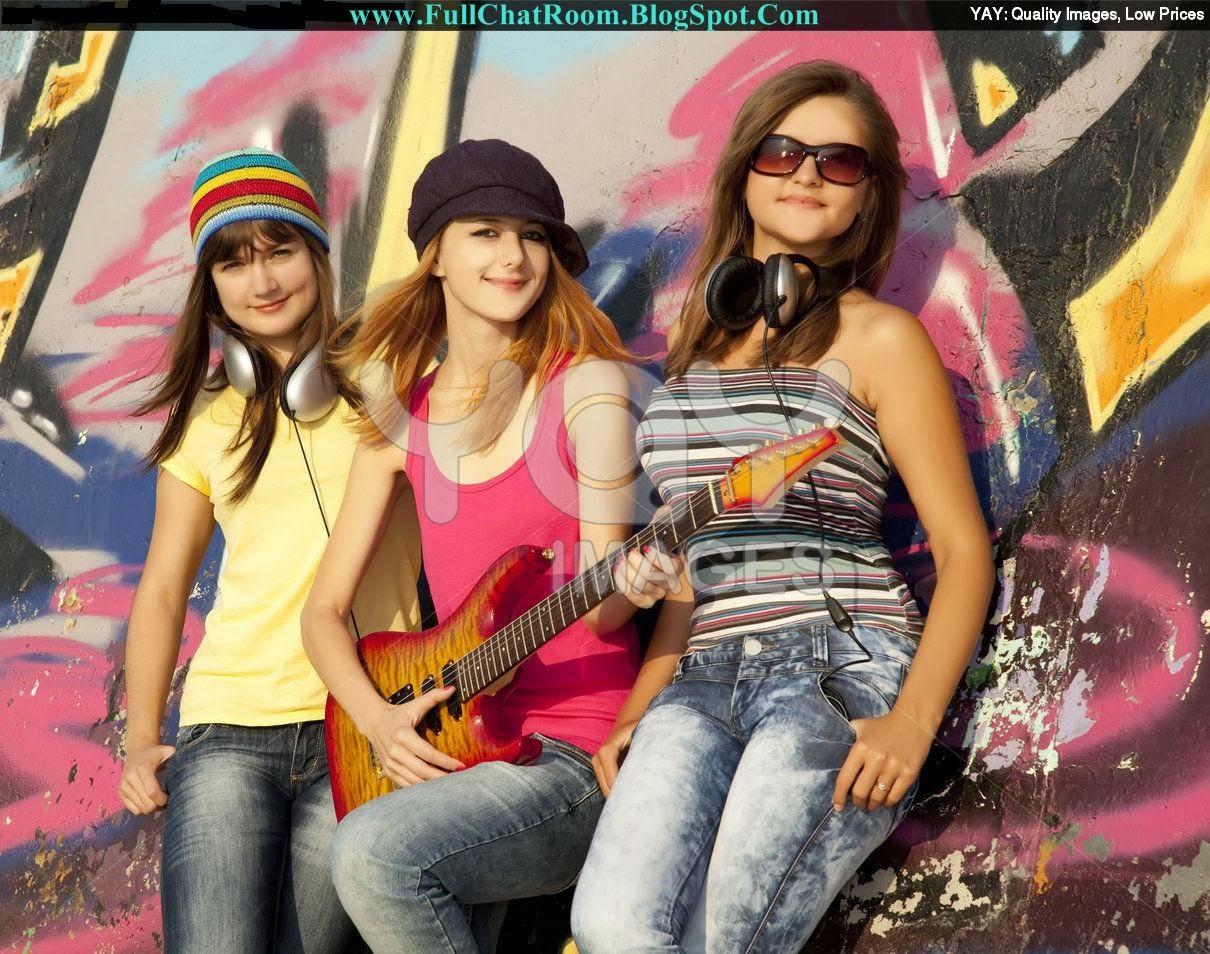 Чат девушек онлайн 11 фотография