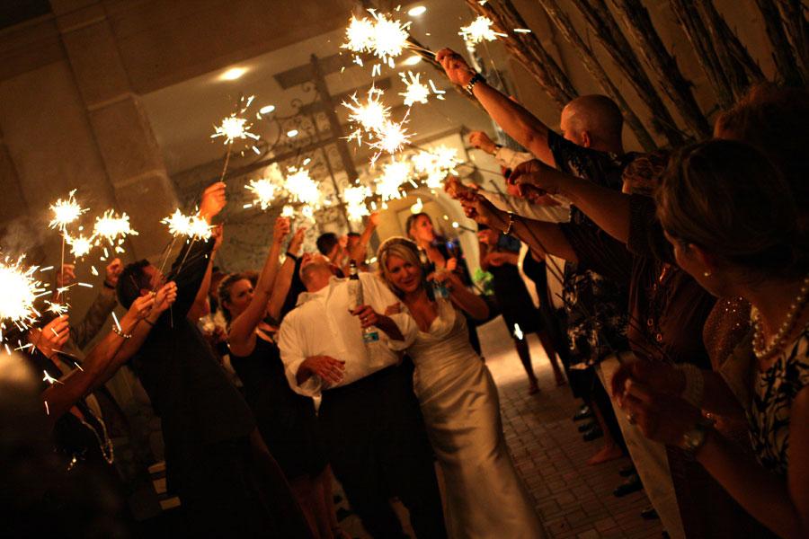Бенгальские огни для свадьбы калининград