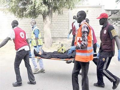 Lebih 20 dibunuh selepas tunai solat