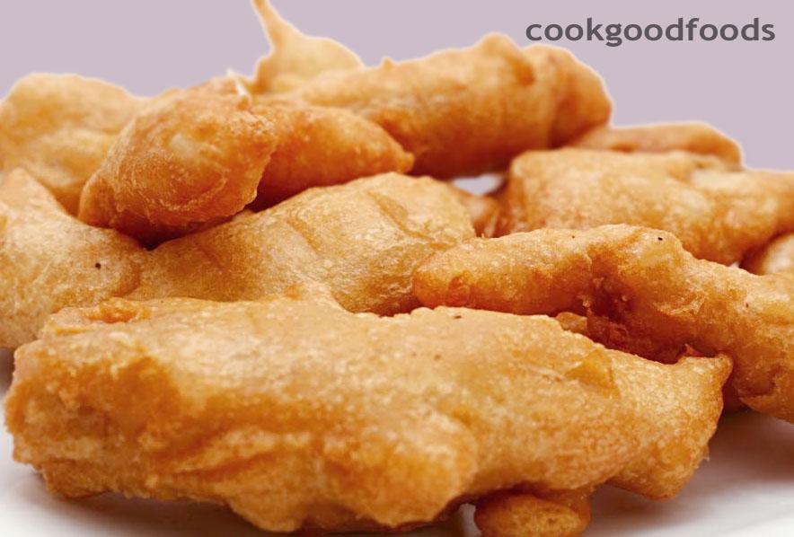 Recipe for beer battered fish for Light batter for fish