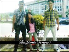 . BFF ! Faris + Ayn + Khai ,