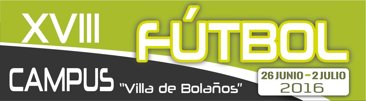 Campus Fútbol Bolaños 2016