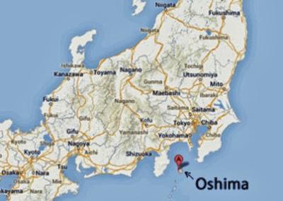 OSHIMA, JAPON