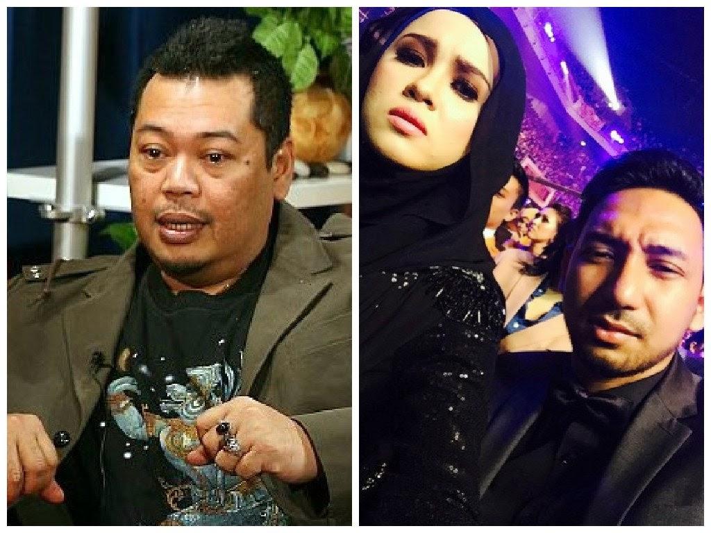 Mamat Khalid kecewa dengan Zizan & Emma, info, terkiin, hiburan, sensasi, gosip, kontroversi, zizan razak, emma maembong