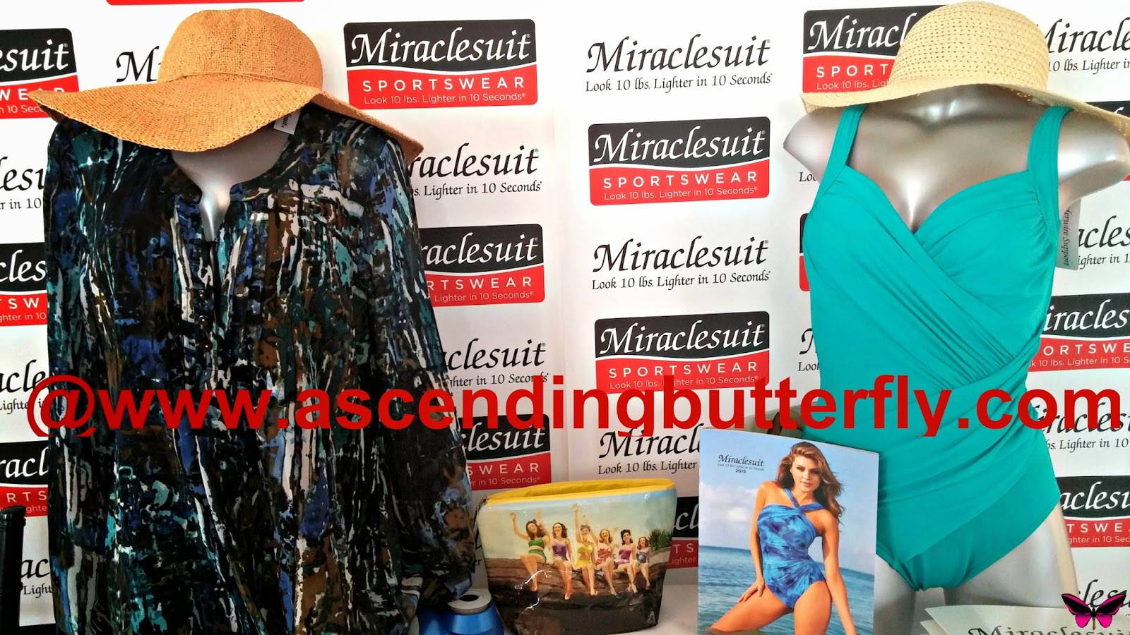 Miraclesuit at Fashion Forward Conference in NYC