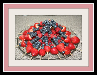 Berry Skewers