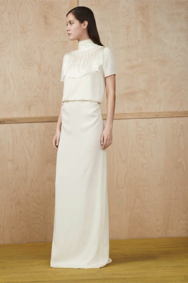Fashion - Altuzarra Evening gowns - Best of Resort 2015