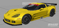 GTR3 Imagenes Corvette C6R 1