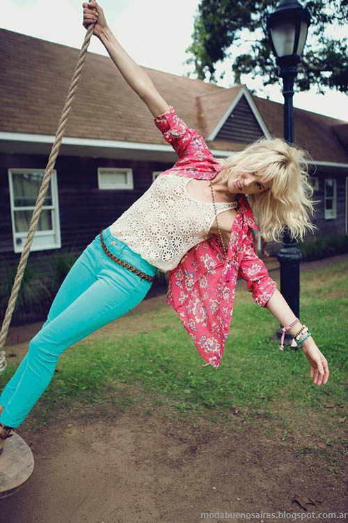 Moda verano 2014 Legacy Mujer ropa de moda