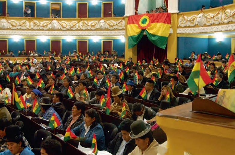 Resultado de imagen para bolivia constituyente