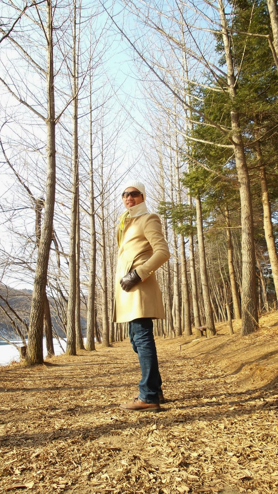 NAMI ISLAND, KOREA