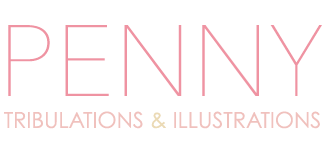 Penny - Tribulations & Illustrations