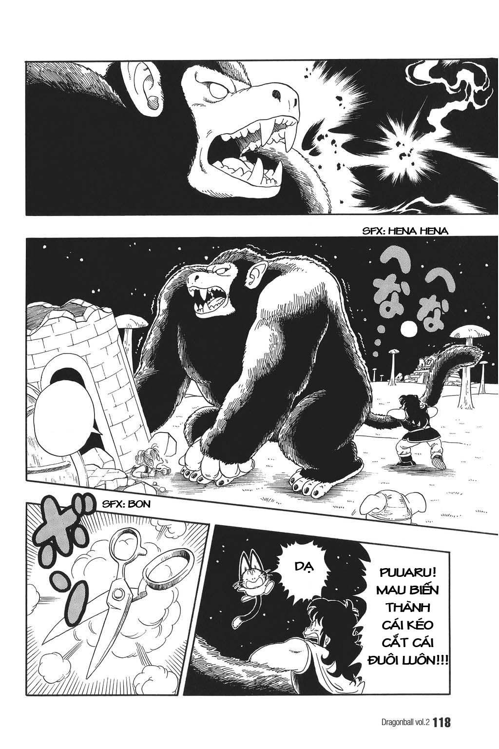 TruyenHay.Com - Ảnh 26 - Dragon Ball Bản Gốc Tiếng Anh Chapter 22