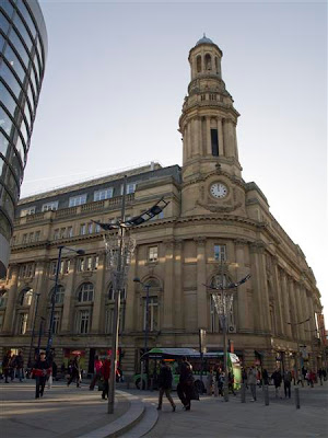 The Royal Exchange en Manchester