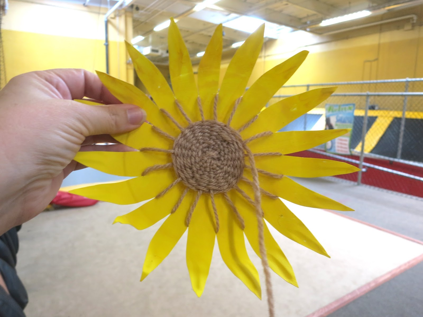 sunflower paper plates Home interior design modern ideas for paper plate sunflower craft i heart crafty  things sunflower paper plates exterior house design, you can.