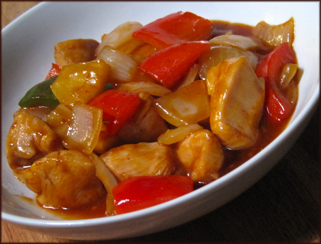 authentic chinese sweet and sour chicken recipe