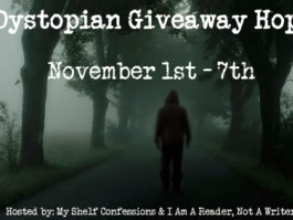 Dystopian Giveaway Hop: Win $10 from Amazon!
