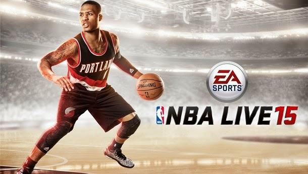 Veja como será o novo NBA Live 15