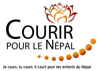 COURIR POUR LE NEPAL 2012