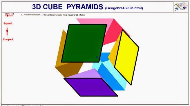 http://dmentrard.free.fr/GEOGEBRA/Maths/export4.25/Cubeclate.html