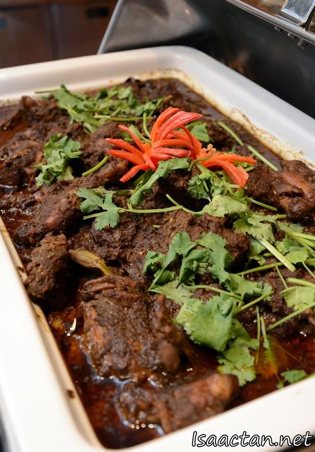 Kerutuk Itik Serati Kuala Krai - dish from Kelantan