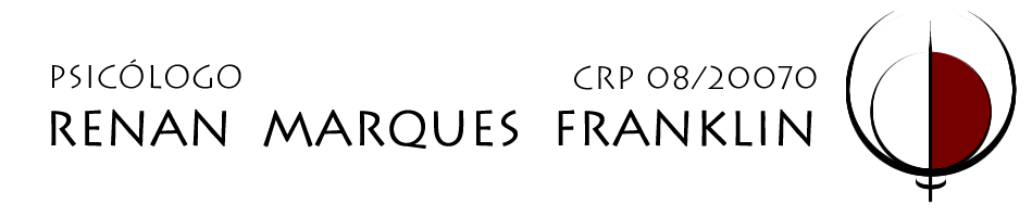 Psicólogo Renan Franklin