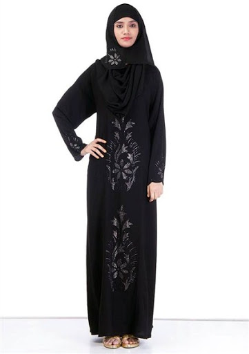 model hijab muslimah terbaru 2015