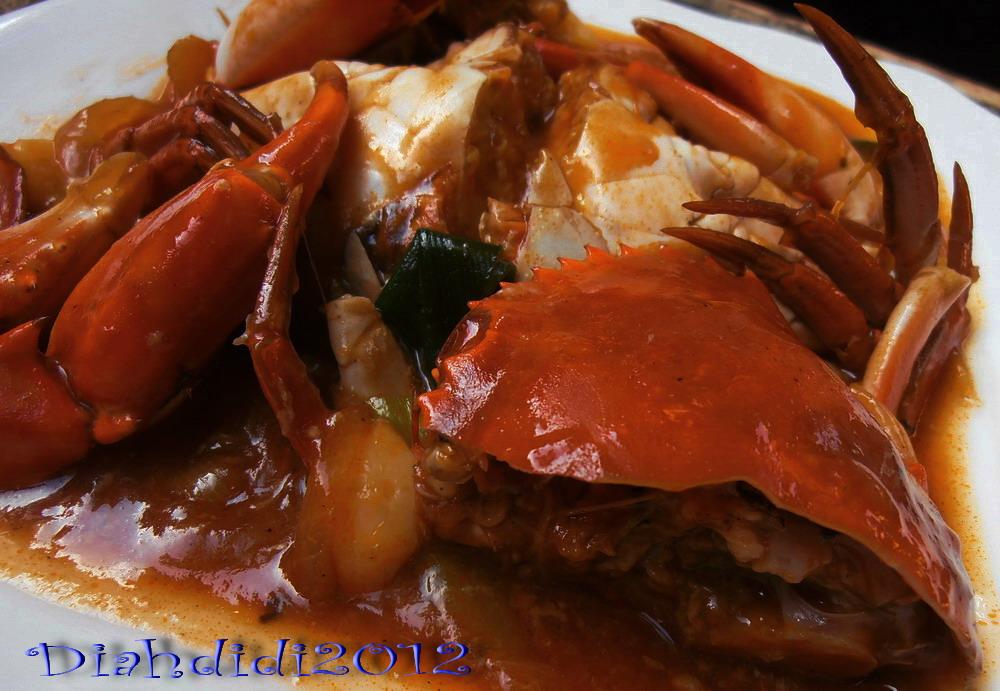 Diah Didi's Kitchen: Resep Kepiting Lada Hitam