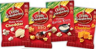 Orville Redenbacher's Ready-to-Eat Gourmet Popcorn