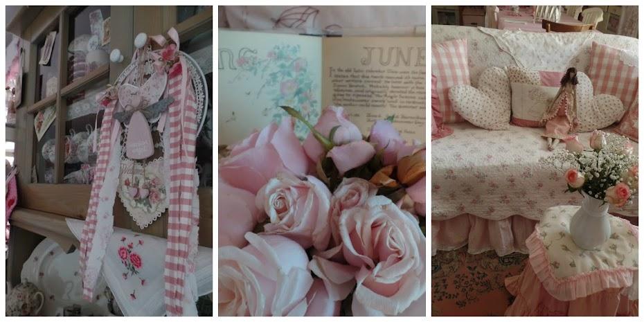 The Romantic Rose