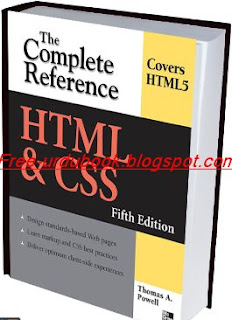 The complete reference html and css ebook