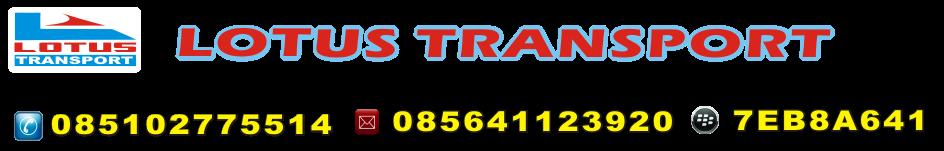 Lotus Transport Rental Mobil Purwokerto 085102775514